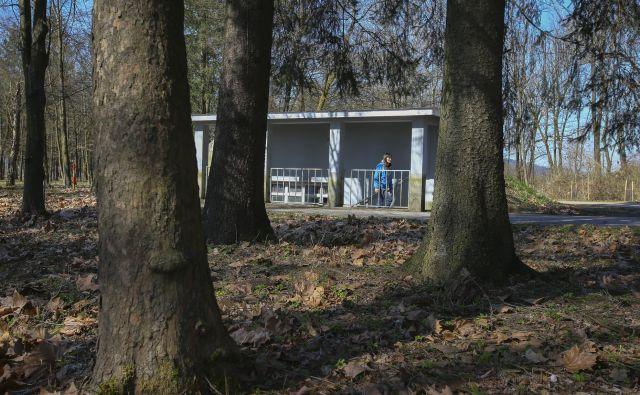 Prečiščevalno stabilen in aktiven vodonosnik vodarne Kleče ohranja kulturno naravno znamenitost in kvaliteto pitno vodo Ljubljančanom. Foto Jože Suhadolnik