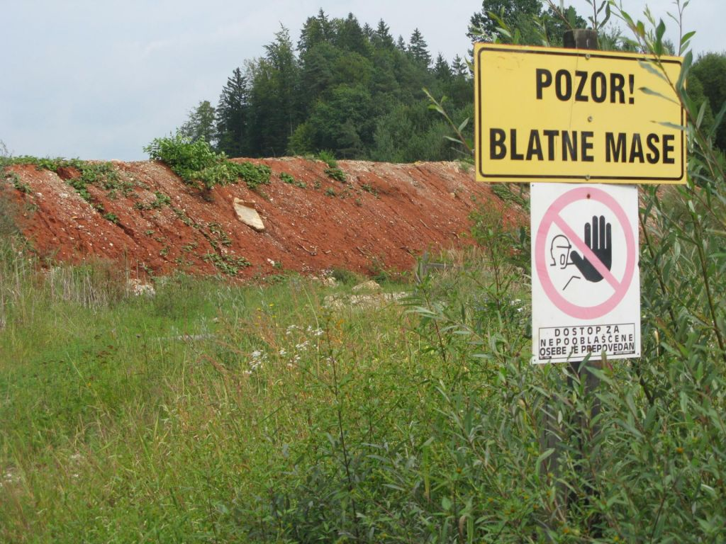 Okoljska inšpekcija Termitu prepovedala delovanje