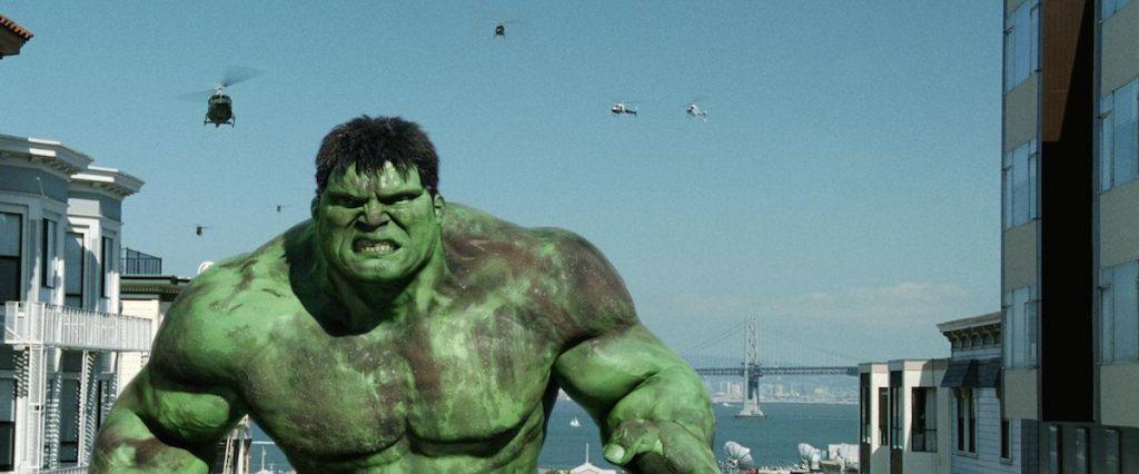 TV namiga: Hulk in Lovec ubijalec