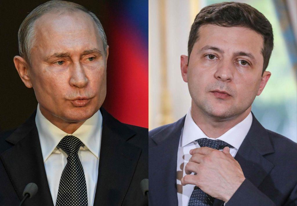 »Čigav je Krim in koga ni v Donbasu?«