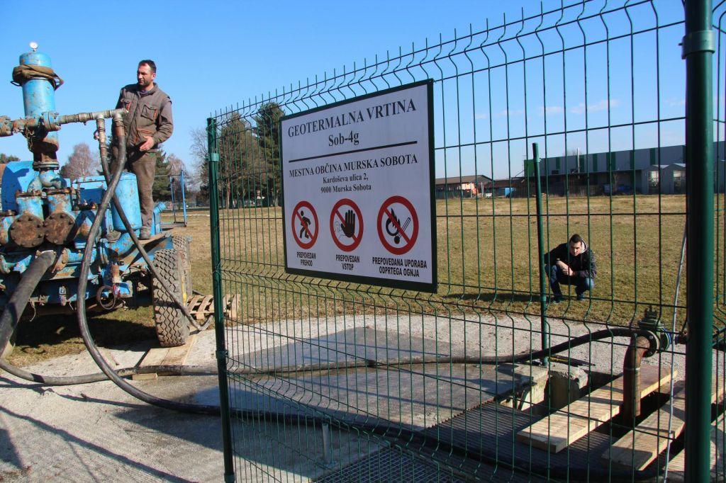 FOTO:V Murski Soboti ne stavijo več na geotermijo