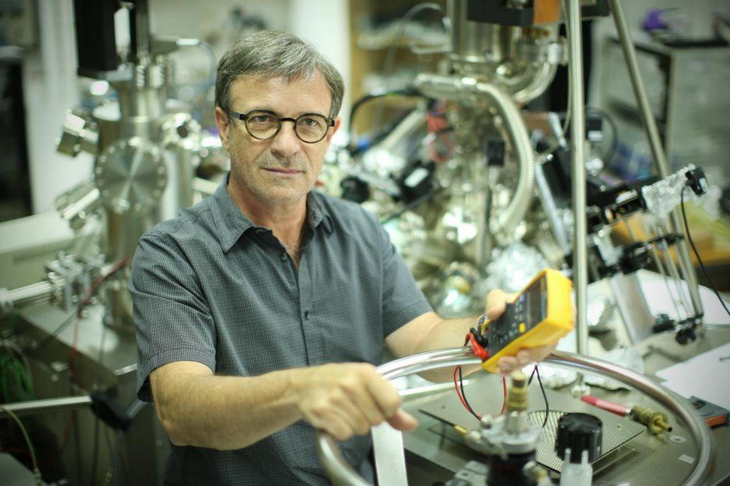 FOTO:Novo odkritje slovenskih fizikov
