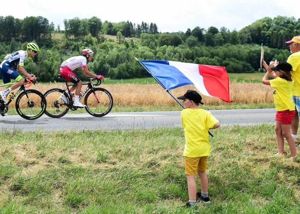 Komentar prvega tedna dirke po Franciji