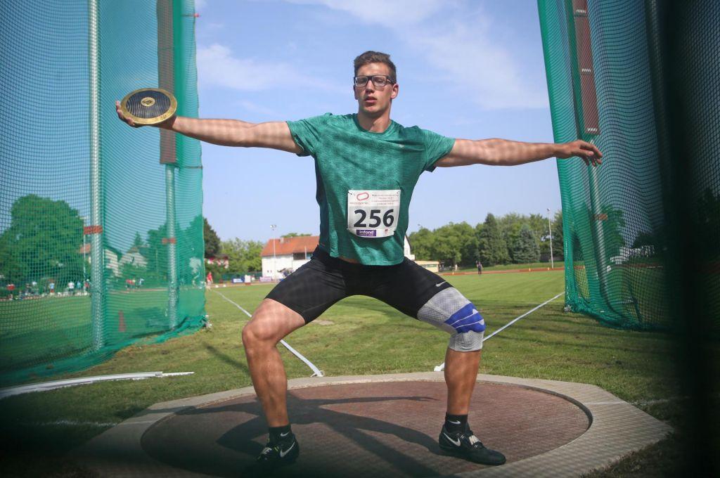 Kristjan Čeh evropski prvak med mlajšimi člani