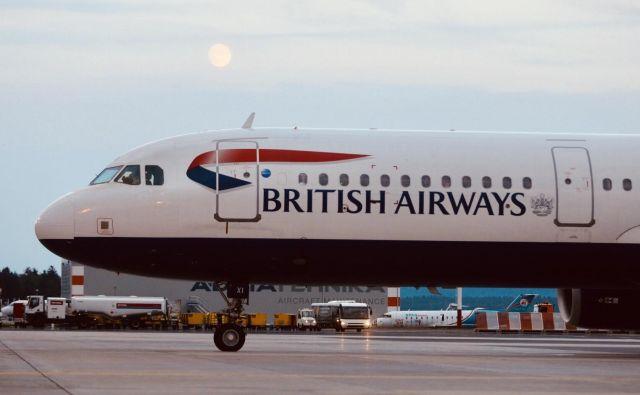Lete med Letališčem Ljubljana in londonskim Heathrowom British Airways vzpostavlja vvrhuncu poletne sezone. FOTO: Voranc Vogel
