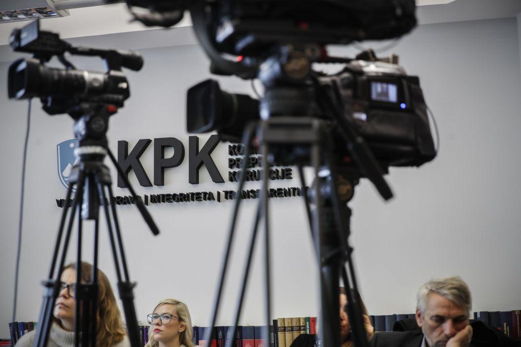 Izbira evropskega komisarja pod lupo KPK
