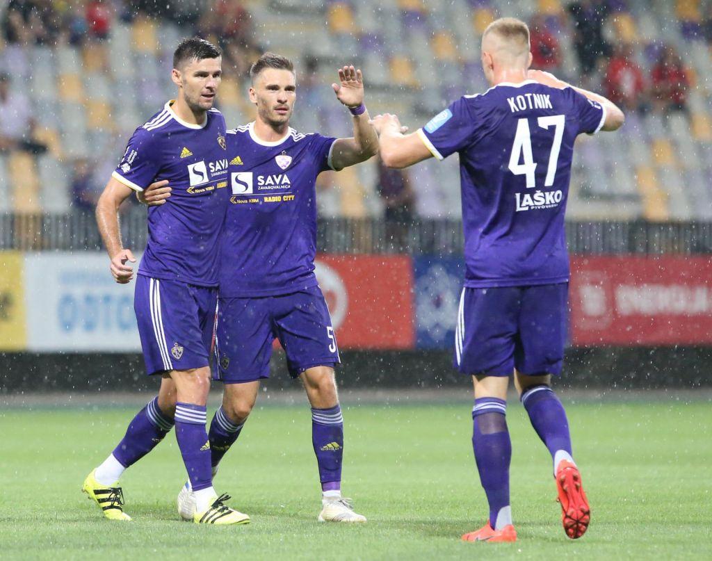 Ni bojazni za Zahovićev Maribor: V nogah ima že 89 evropskih tekem