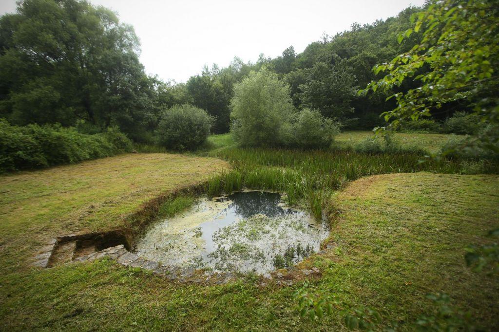 FOTO:Radoživa reka sredi mirne zelene oaze
