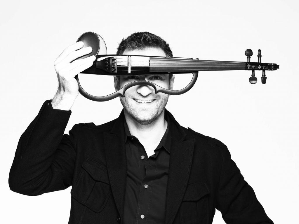 Violinsko-vokalni začetek festivalaArsana na Ptuju
