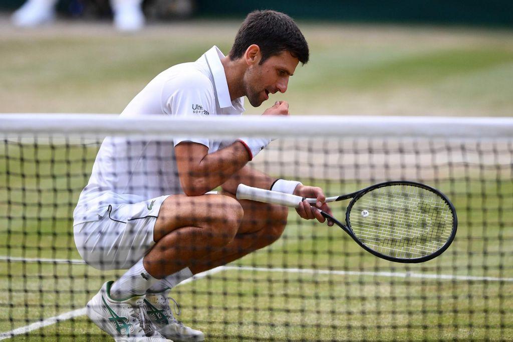 FOTO:Wimbledonska trava Đokovićeva najslajša sladica