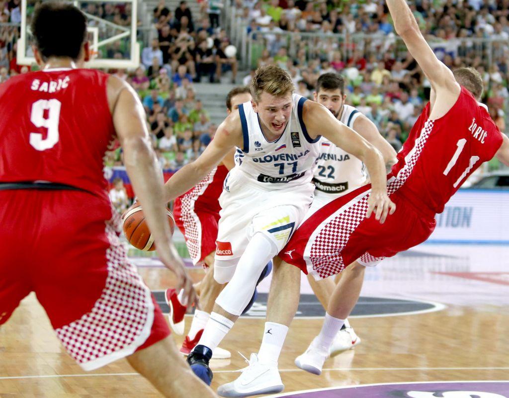 FOTO:Razočaranje, eurobasketa ne bo v Stožicah