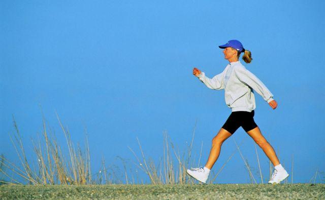 Hoja je enostavno, naravno gibanje, s katerim lahko hitro usvojite osnove, prebijete začetniške ovire in se lotite koristne fizične aktivnosti. Foto: David Madison Getty Images