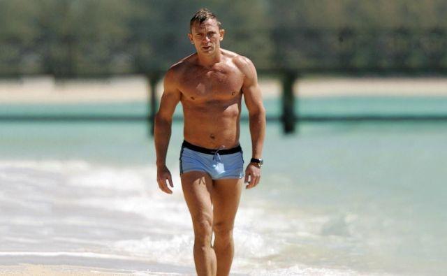 James Bond vedno predstavlja najbolj zaželjene kopalke. Foto Bauer-griffin