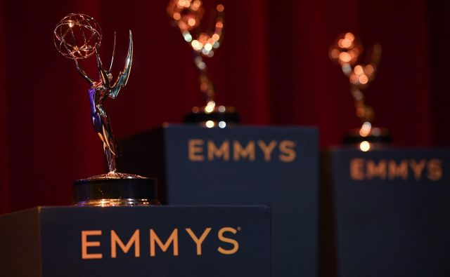 Nagrade emmy bodo letos podelili že 71. FOTO: Valerie Macon/AFP