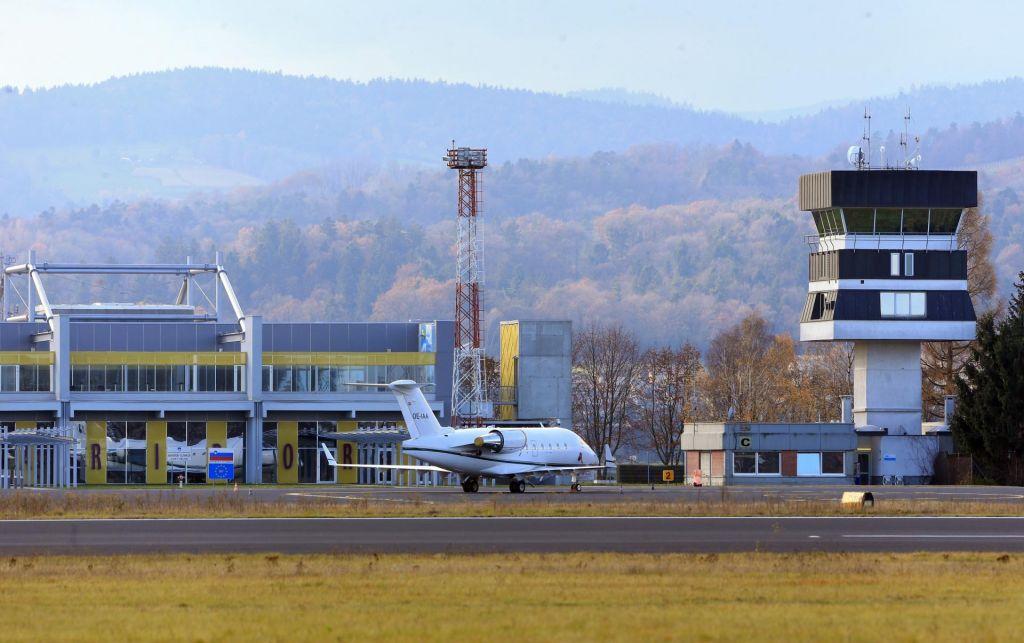 Kdaj se letališče odpre, bodo odločili nadzorniki