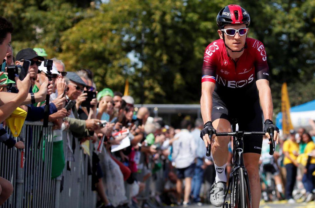 FOTO:Nova zmaga Ineosa na Touru se zdi neizbežna
