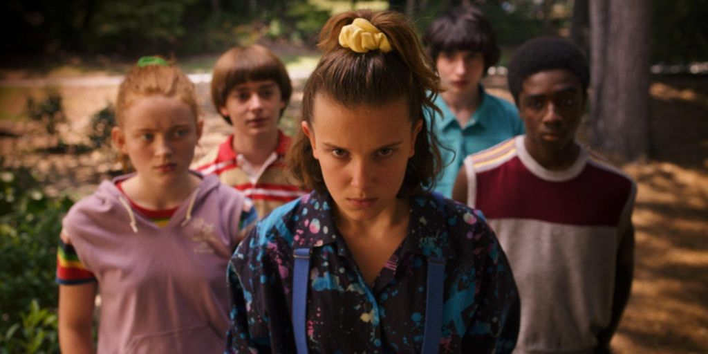 Več kot le nostalgija: Netflixov čudaški fenomen