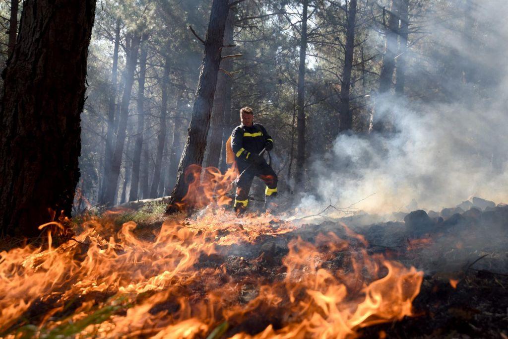 »Požar so podtaknili piromani, da bi povzročili tragedijo«