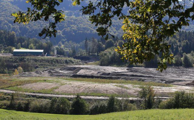 Nesnaga v Moravčah ni onesnažila pitne vode. FOTO: Tomi Lombar/Delo