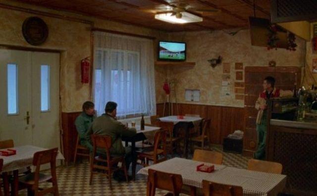 Utrinek iz filma Matjaža Ivanišina FOTO: Sataragara