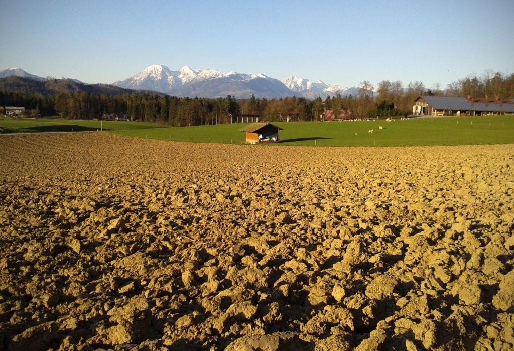 Kmetijsko ministrstvo brani predlagane spremembe zemljiške zakonodaje