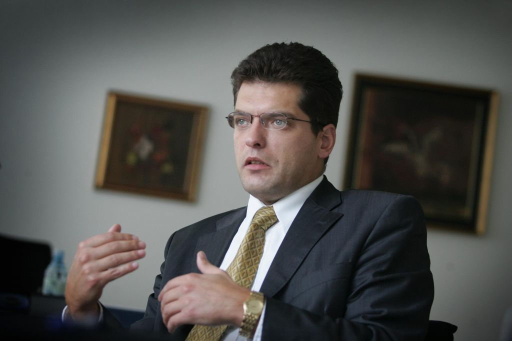 Slovenski komisarski kandidat Janez Lenarčič