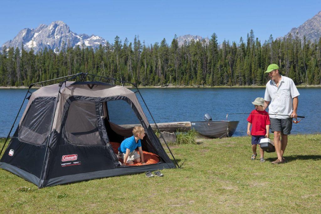 FOTO:Izbrali smo 5 družinskih šotorov