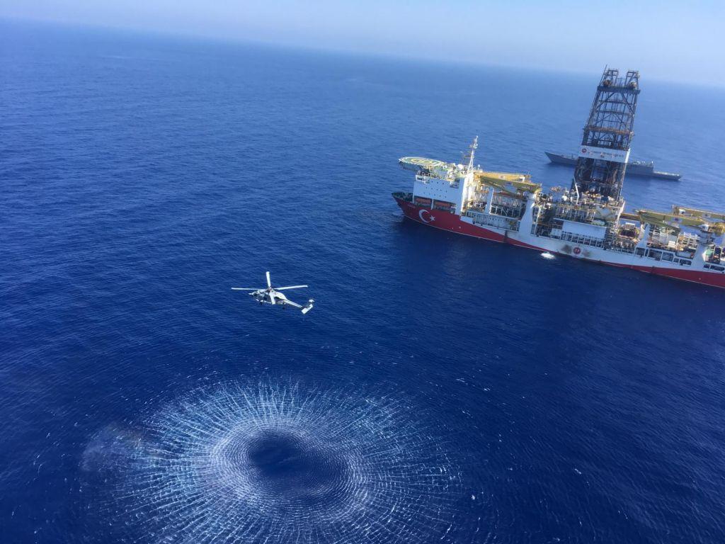 Energetsko zaostrovanje v vzhodnem Sredozemlju