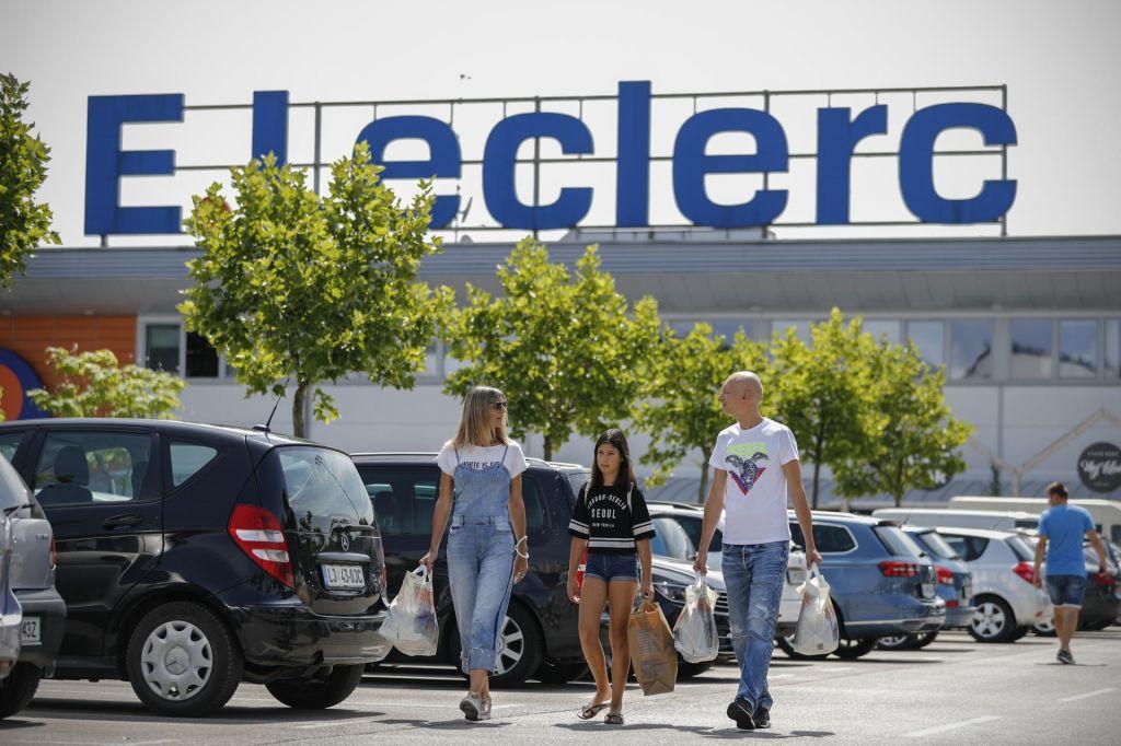 Neuradno: E. Leclerc išče kupce za trgovska centra v Ljubljani in Mariboru