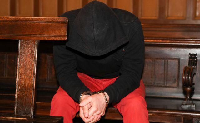Matej Groznik je bil pravnomočno obsojen na osem let zapora. FOTO: Marko Feist