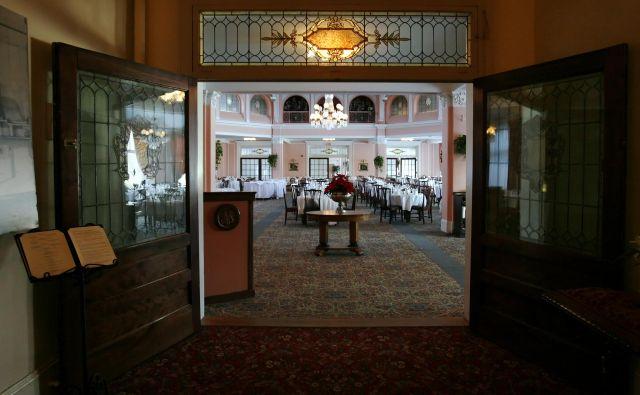 Hotel Mount Washington v Bretton Woodsu (New Hampshire), kjer je nastala svetovna finančna ureditev. FOTO: Reuters