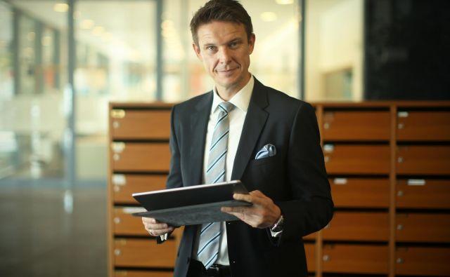 Jozef Kausich: »Nismo še na koncu poti, verjamemo, da lahko znatno povečamo tržni delež, tudi na deset odstotkov.« FOTO: Jure Eržen