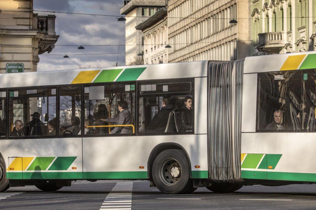 Na avtobusih LPP je nakradla za kar 12.000 evrov
