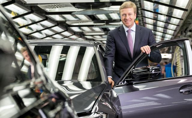 Oliver Zipse, novi predsednik uprave skupine BMW<br /> FOTO: BMW