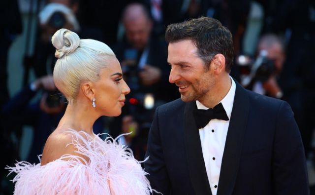 Lady Gaga in Bradley Cooper FOTO: Shutterstock