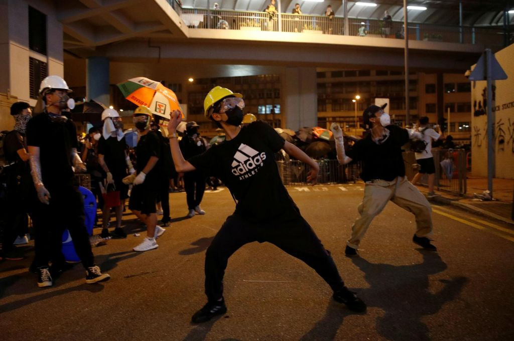 Hongkong proti Hongkongu