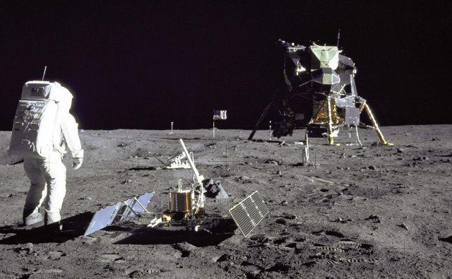 Buzz Aldrin FOTO: Neil Armstrong/Nasa/AFP