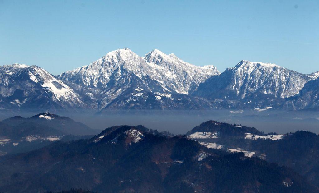 V Kamniških Alpah se je smrtno ponesrečila planinka