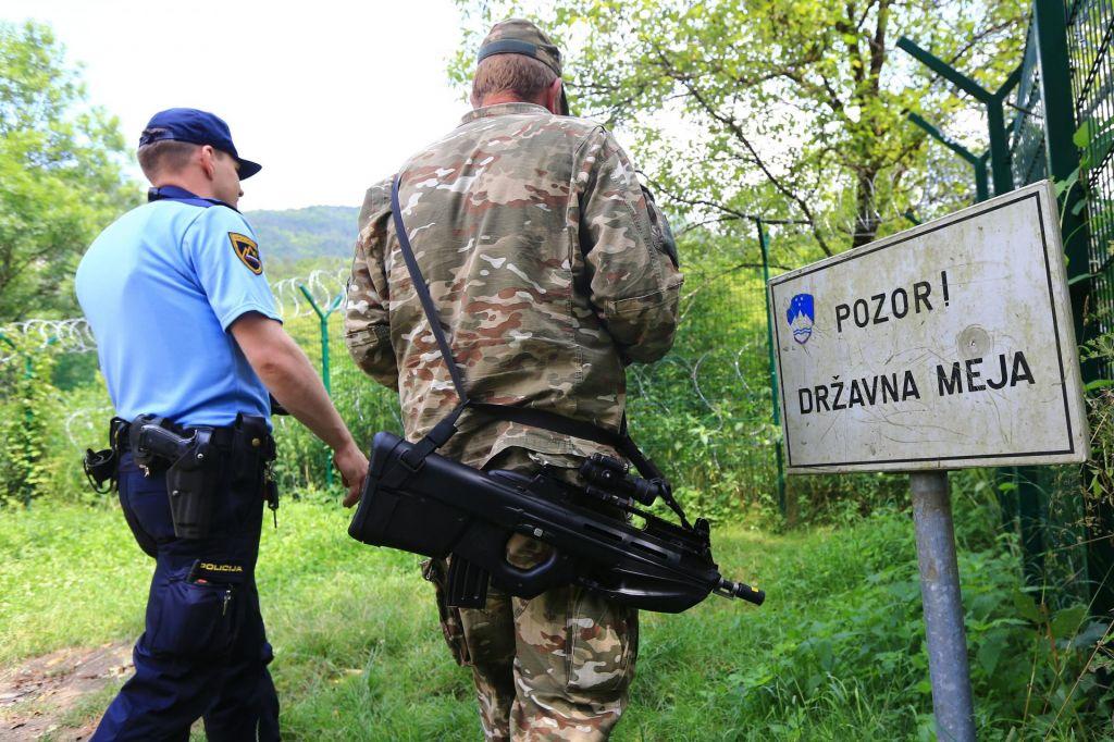 Mejo bo varovalo 35 dodatnih vojakov