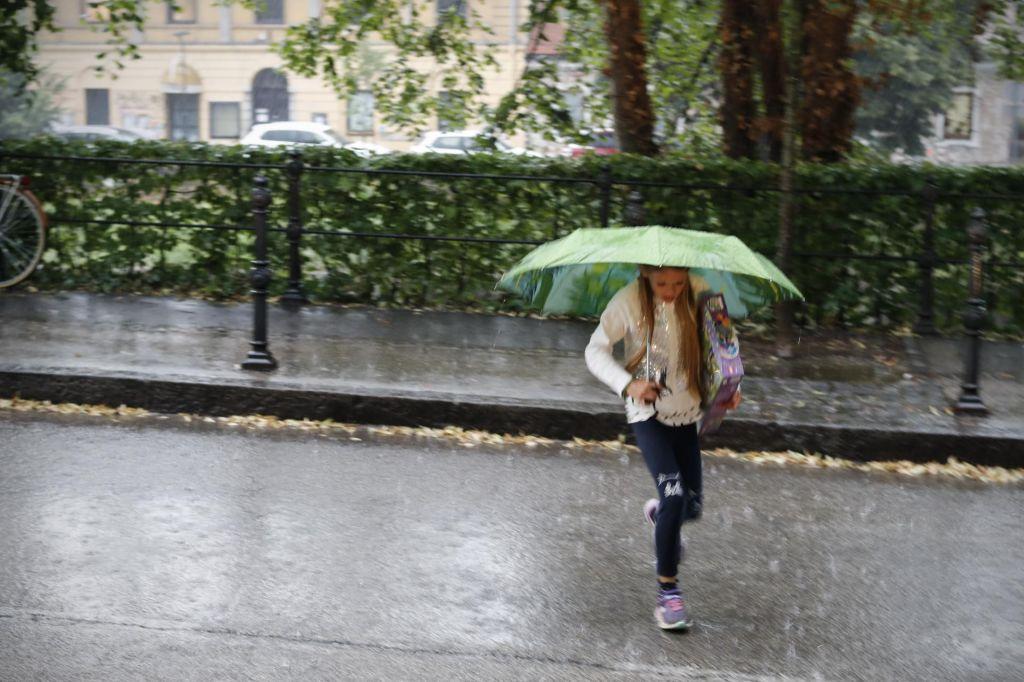 Nevihte znova udarile, intervencije od Štajerske do Bele krajine