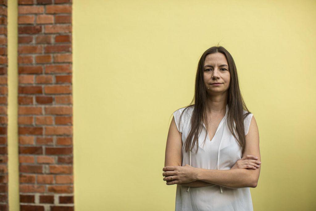 Nina Šenk, umetnica in najmlajša akademikinja