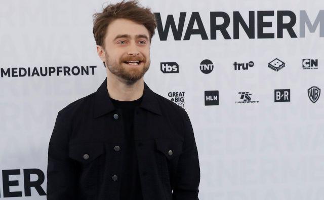 V naslednjem desetletju bi rad postal oče in režiral vsaj en film, pravi Daniel Radcliffe. FOTO: Reuters