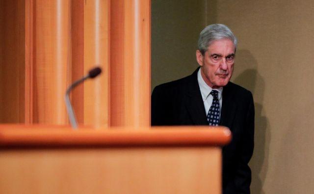 Demokrati upajo, da bo Muellerjev nastop prinesel dokaze za obračun s Trumpom. Foto Reuters