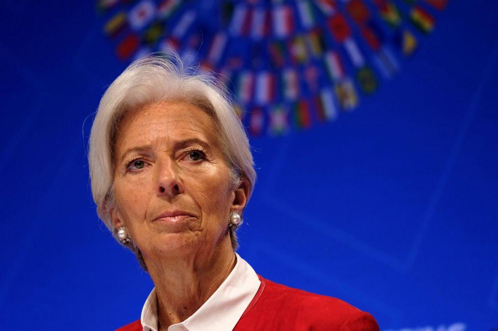 IMF že tretjič letos znižal napoved svetovne rasti