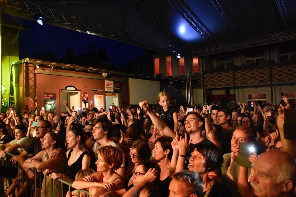 Festival naše, ne vaše mladosti