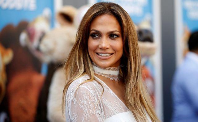 Jennifer Lopez praznuje 50. rojstni dan. FOTO: Reuters