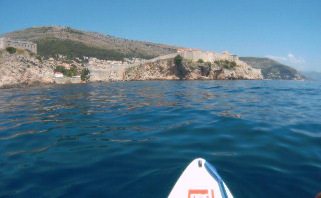 Tristo milj Adriatica se je tukaj končalo. FOTO: osebni arhiv