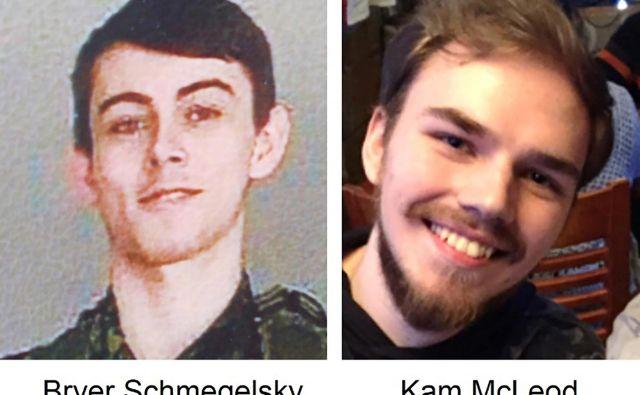 Od pogrešanih do osumljencev hudega zločina. FOTO: Handout Reuters