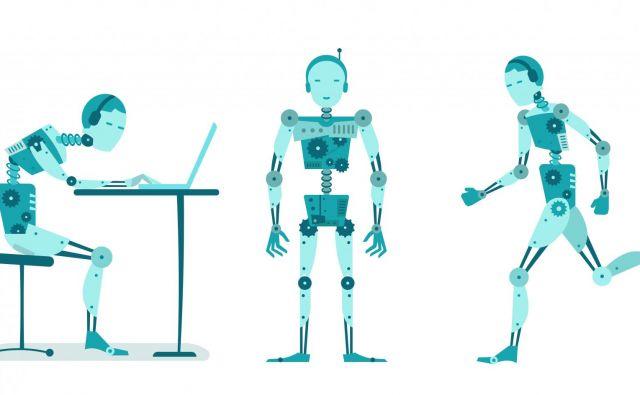 Dileep George napoveduje, da bomo ustvarili stroje, ki se bodo obnašali kot ljudje. Foto Shutterstock