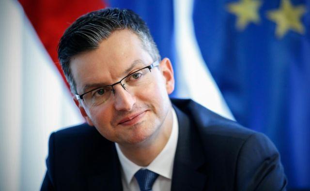 V kabinetu premiera Marjana Šarca menijo, da von der Leynova v svojem pismu od držav članic ne zahteva, ampak jih le spodbuja k predložitvi žensk kot kandidatk za komisarske položaje. FOTO: Uroš Hočevar